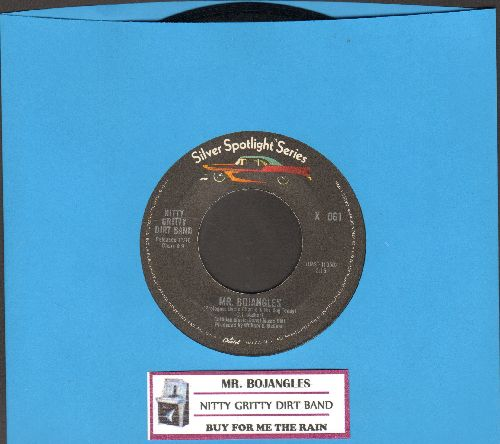 Nitty Gritty Dirt Band - Mr. Bojangles/Buy For Me The Rain - NM9/ - 45 rpm Records