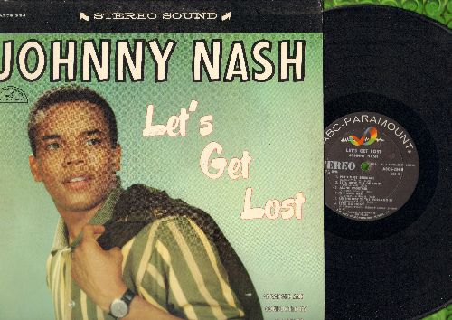 Nash, Johnny - Let's Get Lost: That's My Desire, Together, Let's Fly Away, Let The Rest Of The World Go By, Penthouse Serenade (Vinyl STEREO LP record) - EX8/EX8 - LP Records
