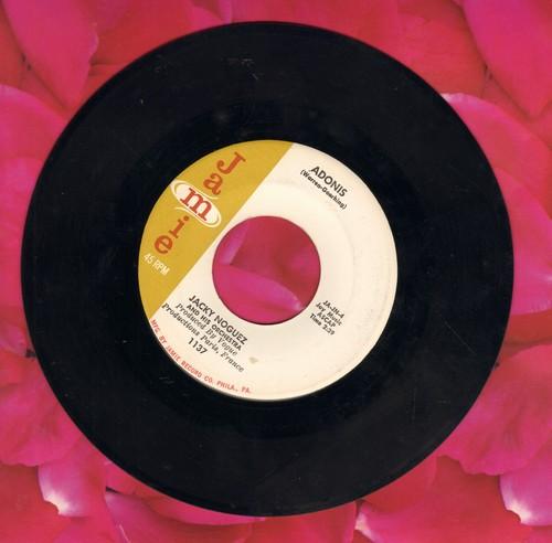 Noguez, Jacky & His Orchestra - Adonis (FANTASTIC Parisian Accordeon Sound!)/Marina (wol) - EX8/ - 45 rpm Records