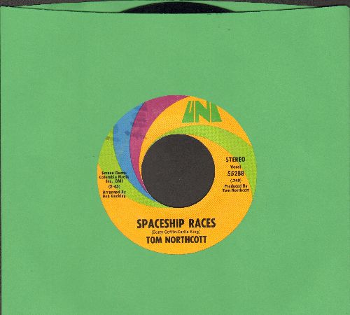 Northcott, Tom - Suzanne/Spaceship Races - EX8/ - 45 rpm Records