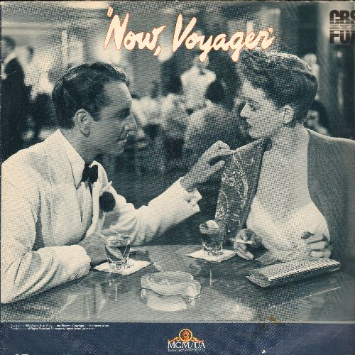Now Voyager - Now Voyager - LASERDISC version of the Bette Davis Classic (This is a LASERDISC, not any other kind of media) - NM9/NM9 - LaserDiscs