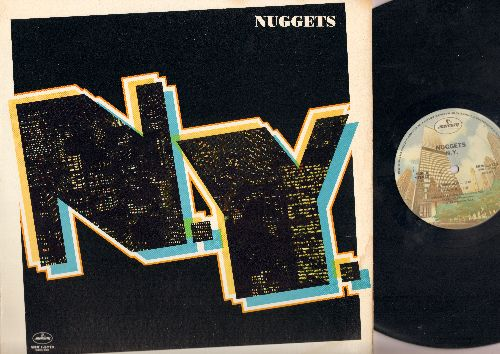 Nuggets - NY: New York, Harlem Session, New York (Reprise), I'm Getting Away, Proud Mary, Suite In Re (Vinyl LP Record) - VG7/EX8 - LP Records