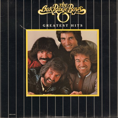 Oak Ridge Boys - Greatest Hits: You're The One, Cryin' Again, Dream On, Y'all Come Back Saloon (Vinyl STEREO LP record) - NM9/EX8 - LP Records