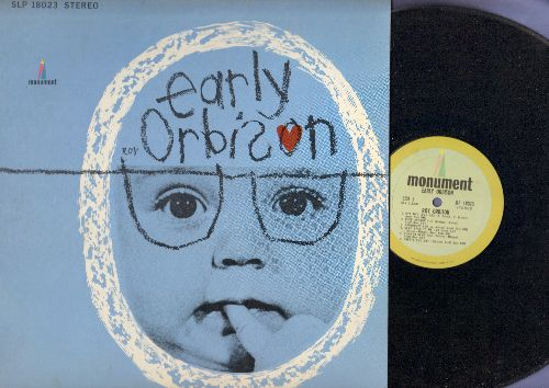Orbison, Roy - Early Orbison: The Great Pretender, Cry, I Can't Stop Loving You, Love Hurts, Raindrops, Summer Song (Vinyl STEREO LP record) - EX8/EX8 - LP Records