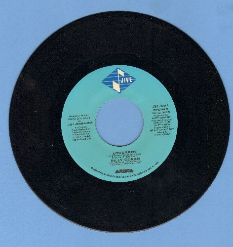 Ocean, Billy - Loverboy/Loverboy (Dub Mix)  - EX8/ - 45 rpm Records