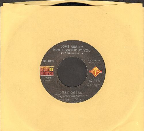 Ocean, Billy - Love Really Hurts Without You/You're Running Outa Fools - EX8/ - 45 rpm Records