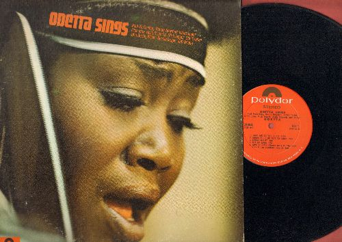 Odetta - Odetta Sings: Take Me To The Pilot, Mama Told Me Not To Come, Every Night, Give A Damn, Lo & Behold, No Exceptions (vinyl STEREO LP record) - NM9/VG7 - LP Records
