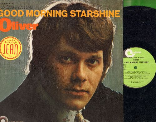 Oliver - Good Morning Starshine: Jean, Who Will Buy, Ruby Tuesday, In My Life, Both Sides Now (Vinyl STEREO LP record) - M10/NM9 - LP Records