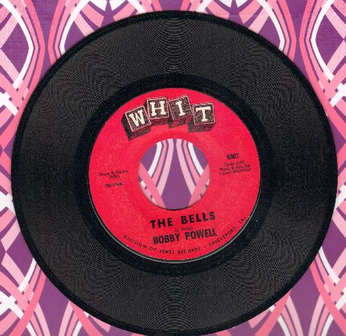 Powell, Bobby - The Bells/The Bells (Instrumental) - NM9/ - 45 rpm Records