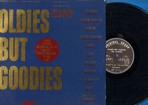 Righteous Brothers, Mary Wells, Diamonds, Little Richard, others - Oldies But Goodies Vol. 11: Little Darlin', Tutti Frutti, My Guy, Louie Louie, My Boyfriend's Back (Vinyl STEREO LP record) - EX8/EX8 - LP Records