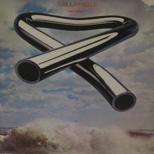 Oldfield, Mike - Tubular Bells (full-length extended versions of Theme featured in Film 'The Exorcist') - EX8/VG7 - LP Records