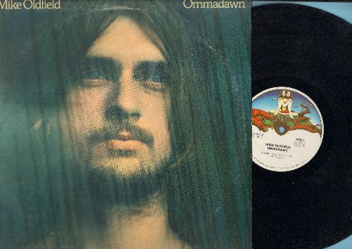 Oldfield, Mike - Ommadawn: Ommadawn Part I (19:14)/Ommadawn Part II (17:17) (Vinyl STEREO LP record) - NM9/VG7 - LP Records