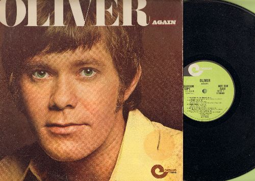 Oliver - Again: The Twelfth Of Never, Leaving On A Jet Plane, If You Go Away, Angelica (Vinyl STEREO LP record, DJ advance pressing) - NM9/VG7 - LP Records