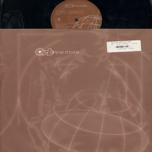 Orb - Once More - 12 inch 45rpm Maxi Single featuring 3 Extended Dance Club Mixes of hit - British Pressing with picture cover - NM9/EX8 - Maxi Singles