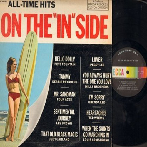 Fountain, Pete, Four Aces, Brenda Lee, Debbie Reynolds, Judy Garland, others - All-Time Hits On The