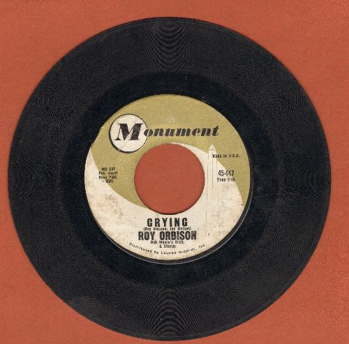 Orbison, Roy - Crying/Candy Man  - VG7/ - 45 rpm Records