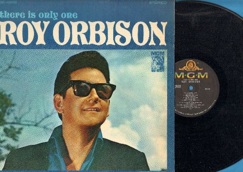 Orbison, Roy - There Is Only One Roy Orbison: Summer Love, Ride Away, I'm In A Blue Blue Mood, Sugar & Honey, Wondering (Vinyl STEREO LP record, NICE condition!) - NM9/NM9 - LP Records