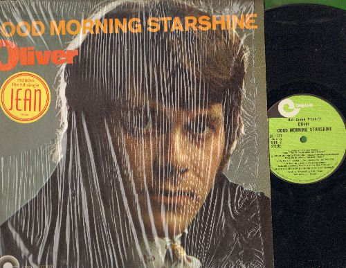 Oliver - Good Morning Starshine: Jean, Who Will Buy, Ruby Tuesday, In My Life, Both Sides Now (Vinyl STEREO LP record) - NM9/EX8 - LP Records