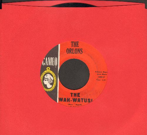 Orlons - The Wah-Watusi/Holiday Hill (original first issue) - EX8/ - 45 rpm Records
