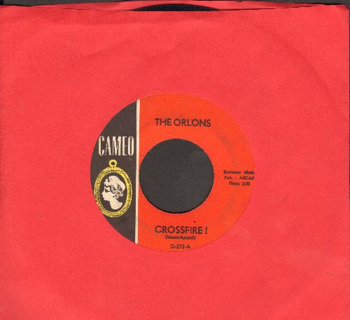 Orlons - Crossfire!/It's No Big Thing  - EX8/ - 45 rpm Records