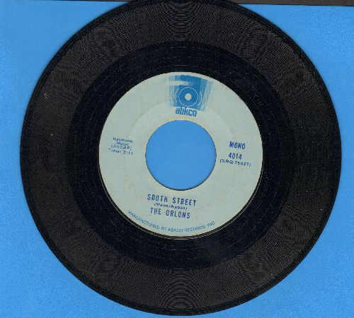 Orlons - South Street/Not Me (early double-hit re-issue) - NM9/ - 45 rpm Records