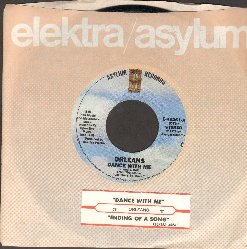 Orleans - Dance With Me/Ending Of A Song (with juke box label and company sleeve) - NM9/ - 45 rpm Records