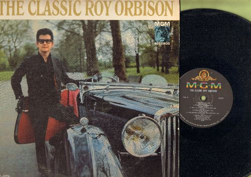 Orbison, Roy - The Classic Roy Orbison: You'll Never Be Sixteen Again, Twinkle Toes, Losing You, (No) I'll Never Get Over You, Just Another Name For Rock And Roll, Never Love Again (Vinyl MONO LP record) - NM9/EX8 - LP Records