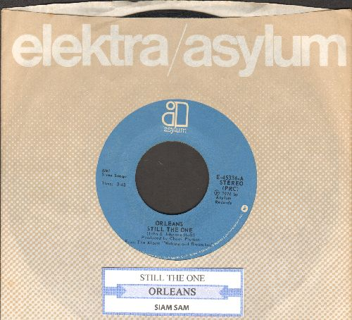 Orleans - Still The One/Siam Sam (with juke box label and company sleeve) - EX8/ - 45 rpm Records