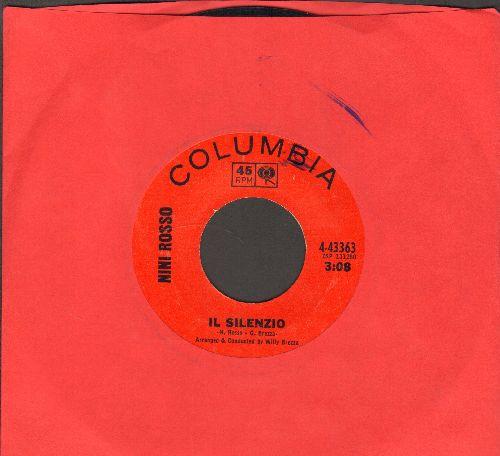 Rosso, Nini - Il Silencio/Via Caracciola  - EX8/ - 45 rpm Records