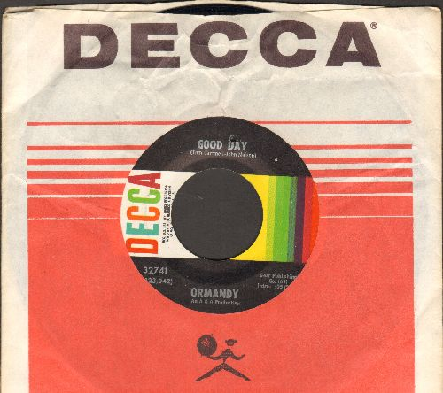 Ormandy - Good Day/Sparrow's Corner (with Decca company sleeve) (bb) - NM9/ - 45 rpm Records