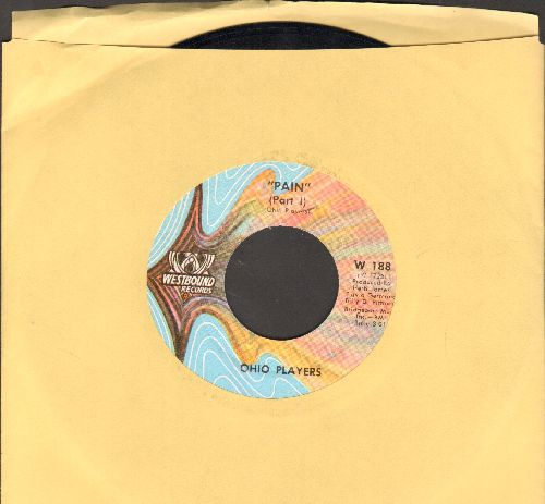 Ohio Players - Pain (Parts 1 + 2) - NM9/ - 45 rpm Records