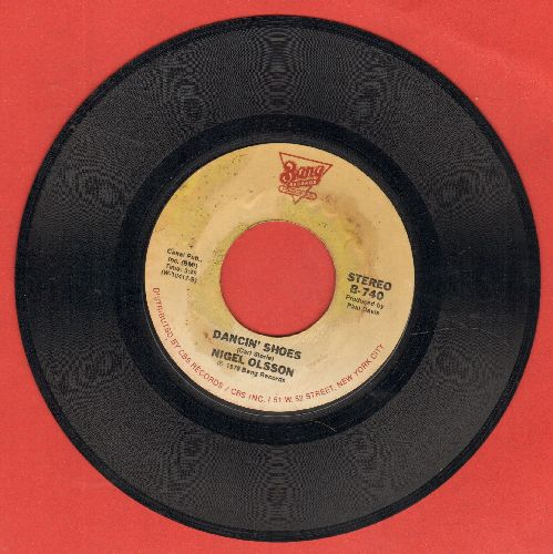 Olsson, Nigel - Little Bit Of Soap/Thinking Of You - EX8/ - 45 rpm Records