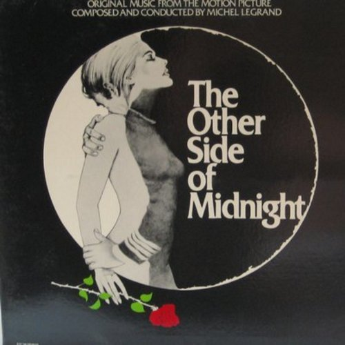 Legrand, Michel - The Other Side Of Midnight - Original Music from the Motion Picture composed and conducted by Michael Legrand (Vinyl STEREO LP record, gate-fold cover) - M10/EX8 - LP Records