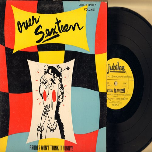 Schafer, Kermit - Over Sexteen: Prudes Won't Think It's Funny! (Vinyl Microgroove LP record, first pressing of the