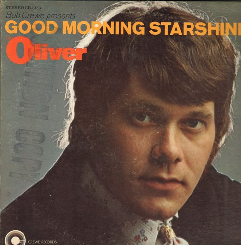 Oliver - Good Morning Starshine: Jean, Who Will Buy, Ruby Tuesday, In My Life, Both Sides Now (Vinyl STEREO LP record< DJ advance pressing, woc) - NM9/EX8 - LP Records