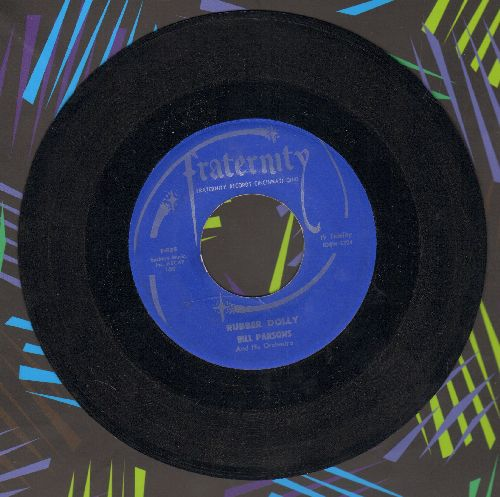 Parsons, Bill - The All American Boy/Rubber Dolly (with juke box label) - NM9/ - 45 rpm Records