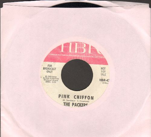 Packers - Pink Chiffon/Boondocks (DJ advance pressing) - NM9/ - 45 rpm Records