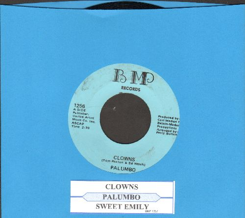 Palumbo - Clowns/Sweet Emely (with juke box label) - NM9/ - 45 rpm Records