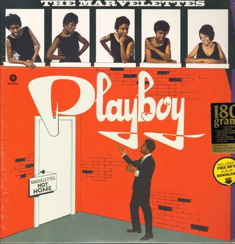 Marvelettes - Playboy: Beechwood 4-5789, Twistin' Postman, Someday Someway, Mix It Up, Slow Twist (vinyl LP record, Digitally Remastered re-issue on 180 gram Virgin Vinyl, EU Pressing, SEALED, never opened!) - SEALED/SEALED - LP Records