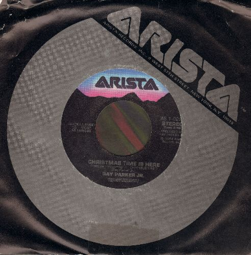 Parker, Ray Jr. - Christmas Time Is Here/Jamie (with Arista company sleeve) - NM9/ - 45 rpm Records