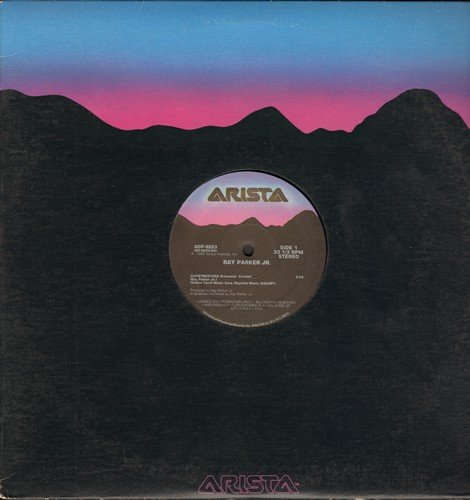 Parker, Ray Jr. - Ghostbusters (3 versions, includes the 6:08 extended Dance Version) - 12 inch maxi single. 33rpm. Theme from film -Ghostbusters- A Halloween Favorite! - NM9/ - Maxi Singles