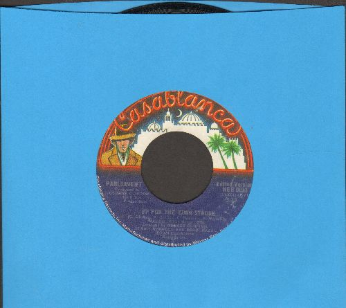 Parliament - Up For The Down Stroke/Presence Of A Brain - EX8/ - 45 rpm Records