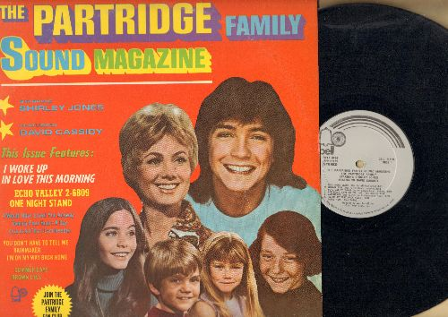 Partridge Family - Sound Magazine: I Woke Up In Love This Morning, One Night Stand, Echo Valley 2-6809 - NM9/EX8 - LP Records