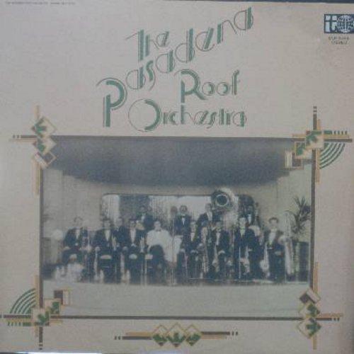 Pasadena Roof Orchestra - The Pasadena Roof Orchestra: Nagasaki, Paddlin' Madelin' Home, Charleston, Me And Jane In A Plane, Wobaly Walk (Vinyl STEREO LP record, German Pressing) - M10/EX8 - LP Records