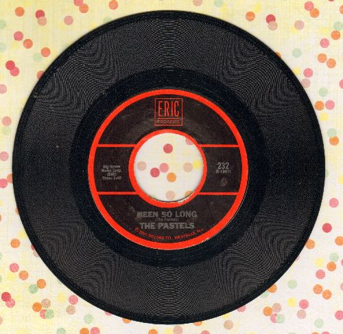 Pastels - Been So Long/So Far Away - NM9/ - 45 rpm Records