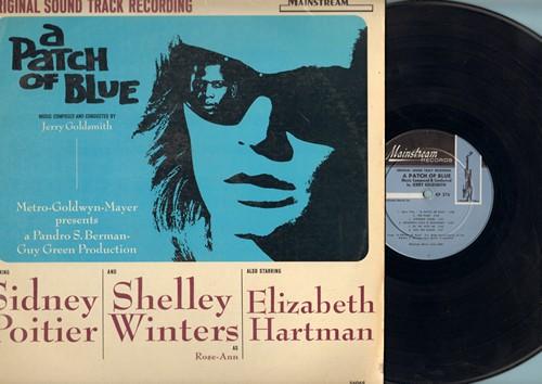Goldsmith, Jerry - A Patch Of Blue -- Original Motion Picture Sound Track (Vinyl MONO LP record) - VG7/VG7 - LP Records