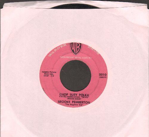 Pemberton, Brooke - Raggedy Ann Rag/Chop Suey Polka - VG7/ - 45 rpm Records