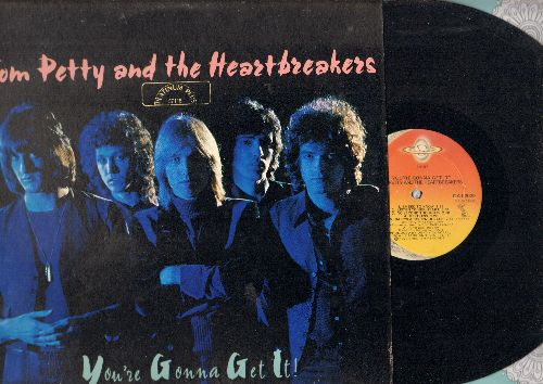 Petty, Tom & The Heartbreakers - You're Gonna Get It: When The Time Comes, Hurt, Baby's A Rock'N'Roller (vinyl STEREO LP record) - EX8/EX8 - LP Records