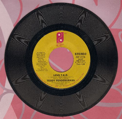 Pendergrass, Teddy - Love T.K.O./I Just Called To Say - EX8/ - 45 rpm Records