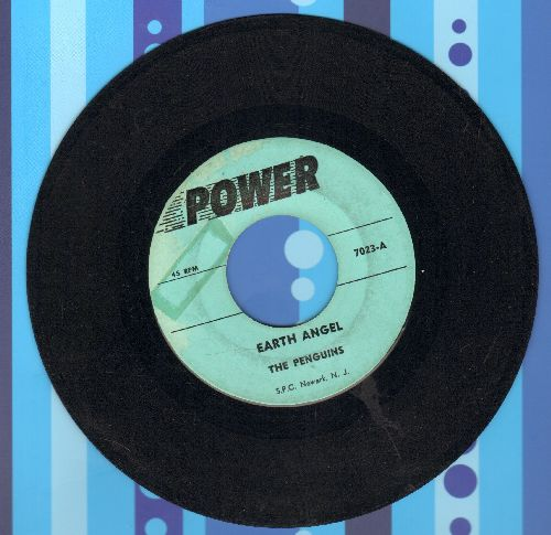 Penguins - Earth Angel/Hey Senorita - VG7/ - 45 rpm Records